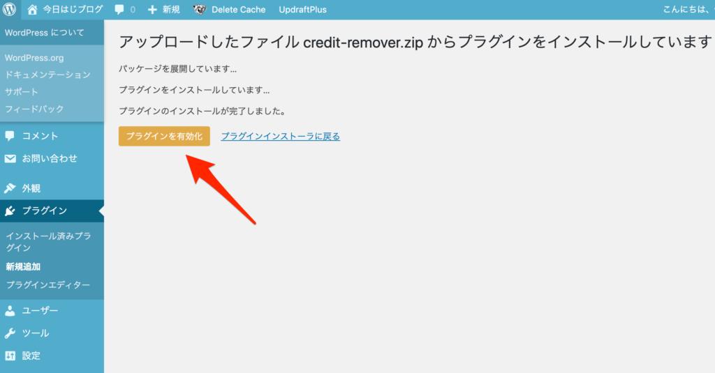 credit-delete-plugin