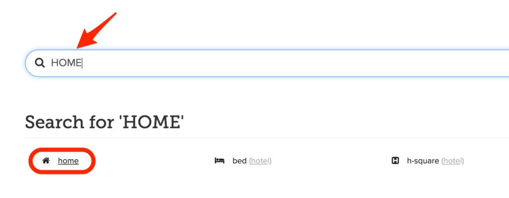 HOME検索