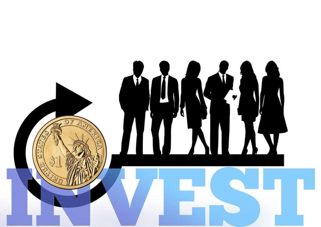コインと投資家達