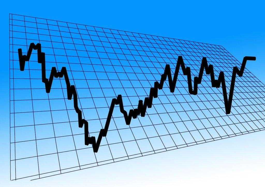 投資のチャート